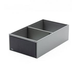 Legrabox laatikonjakaja magneetilla 400mm runkoon harmaa