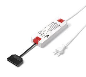 Muuntaja LED-valaisimelle EVG 12V DC/50W